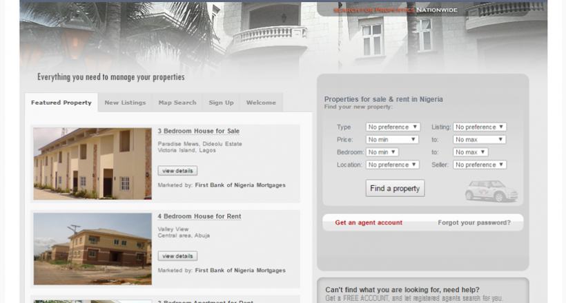 Nigerian Property Market